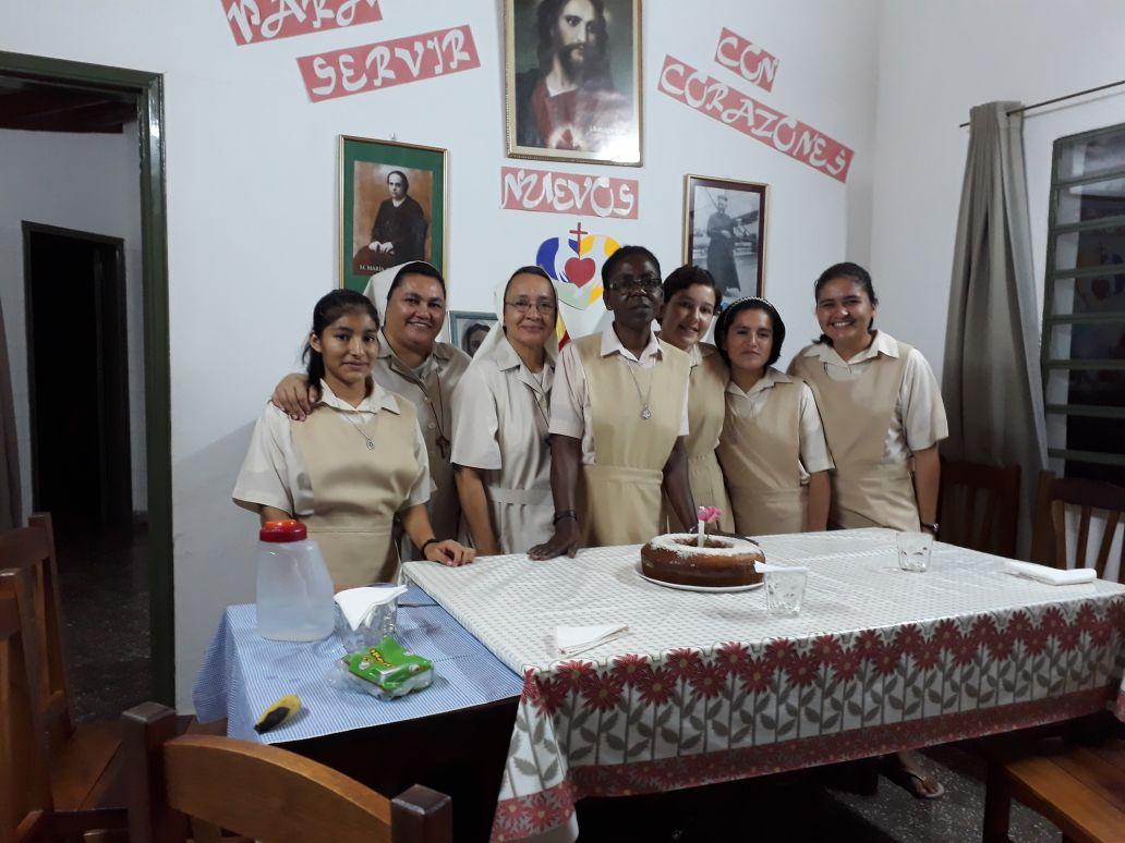 Casa de formación Nuestra señora Caacupe