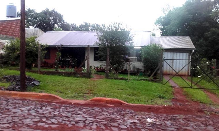 Casa Nuestra señora Yguazu